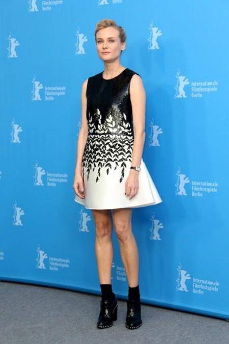 Giambattista Valli Diane Kruger Festival de cine de Berlin