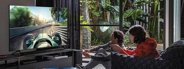 """Esta smart TV 4K de 65"""" Samsung con HDMI 2.1 está a mitad de precio en El Corte Inglés: un chollo a 879 euros para jugar con PS5 y Xbox X"""