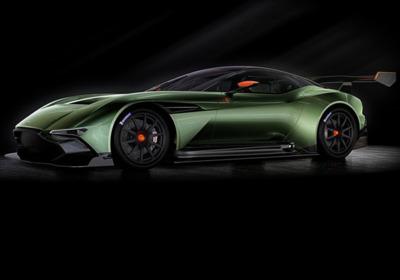 Aston Martin Vulcan, una erupción de 800 hp y 2.8 millones de dólares