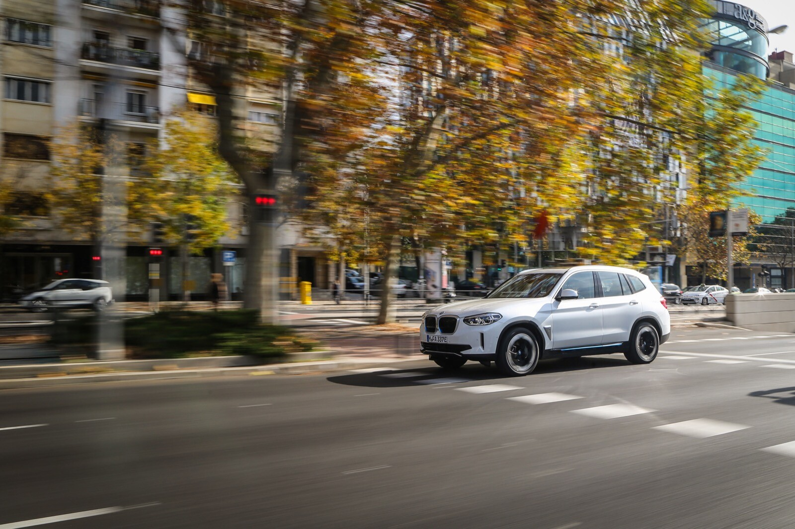 Foto de BMW iX3 (prueba) (10/65)