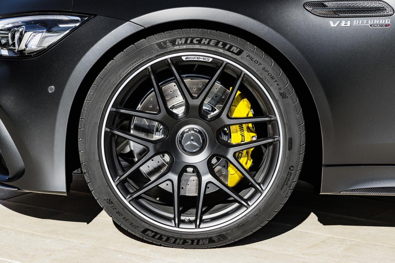 Foto de Mercedes-AMG GT (4 puertas) (32/40)