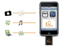 ZoomIt, el primer lector de tarjetas SD para iPhone y iPod Touch