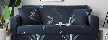 Fundas y cubre sofás con mucho estilo y con los que dar un giro a la decoración de salón