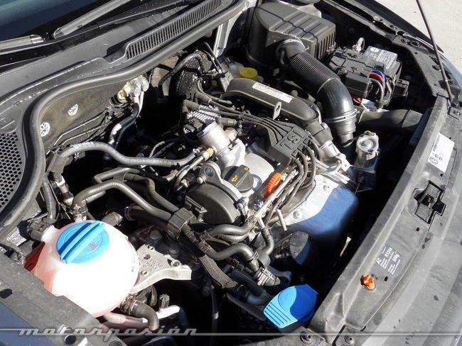 Volkswagen Polo motor 1