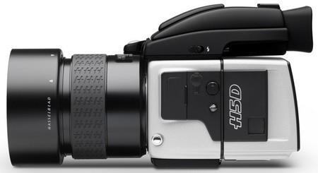 H5D: Hasselblad quiere revolucionar de nuevo el Formato Medio