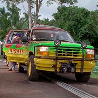 25 años de Jurassic Park: desvelando los secretos de su Ford Explorer
