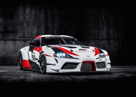 El Toyota Supra podría correr en Estados Unidos, en la NASCAR