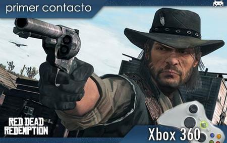 'Red Dead Redemption'. Primer contacto
