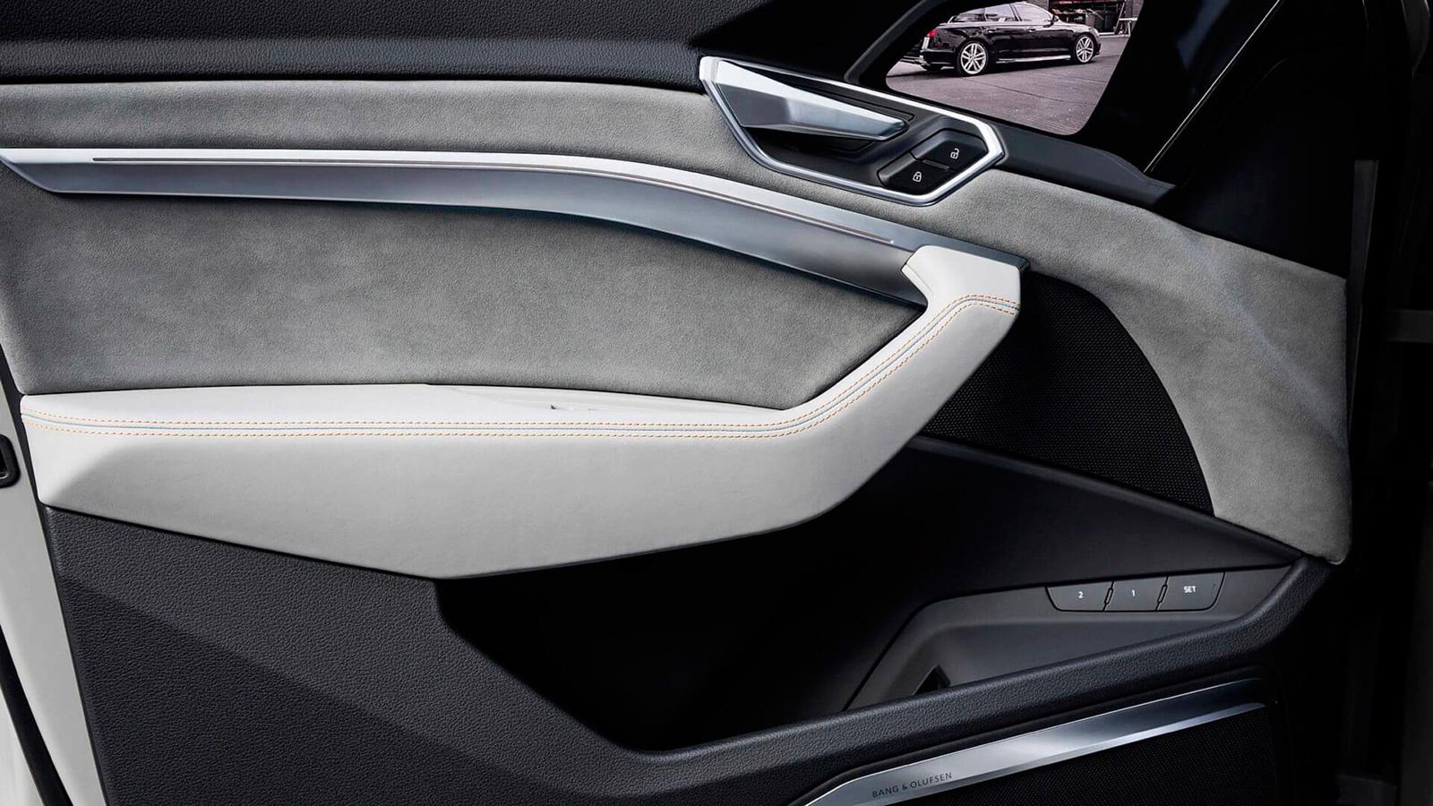 Foto de El habitáculo del Audi e-tron, al descubierto (14/19)