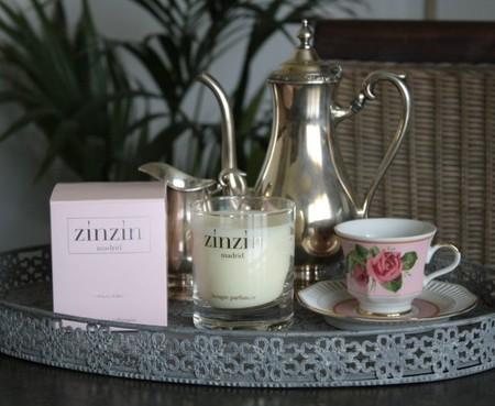 Zínzín, las velas de olor que decoran