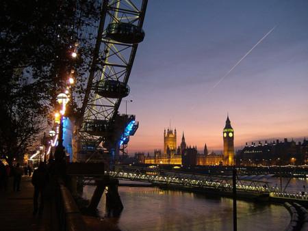 Seis sitios donde tendrás las mejores vistas de Londres