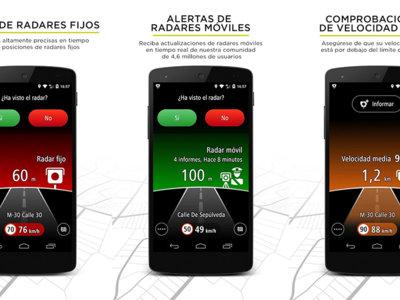 TomTom Radares de Tráfico para Android ya disponible