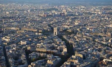 Recorridos a pie por París (1ra parte)