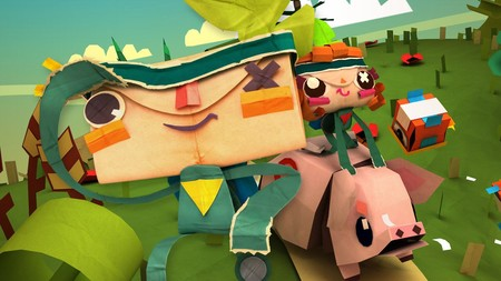 ¿Disc Jam y Tearaway Unfolded entre los juegos gratuitos de PlayStation Plus para marzo?