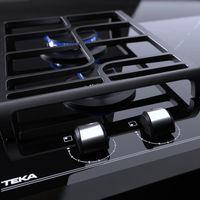 Teka presenta The Hybrid, sus nuevas placas de cocina que combinan quemadores de gas con inducción
