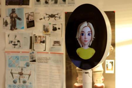 Este robot personal quiere ser tan perfecto que seguramente no lo consiga