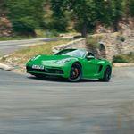 Porsche 718 Cayman y Boxster GTS estrenan motor bóxer ahora de 6 cilindros