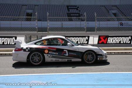 Porsche 911 GT3 Akrapovic
