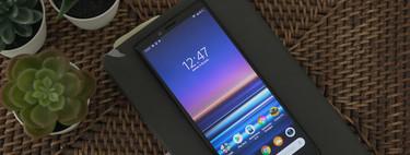 Sony Xperia 1, análisis: el gama alta más diferente ya puede presumir de triple cámara
