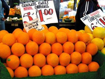 El precio del alimento determina nuestra elección