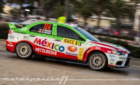 Benito Guerra busca volver al Mundial de Rallyes tras su Catalunya