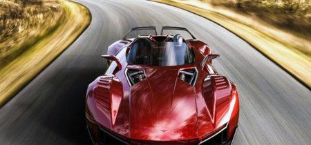 Rezvani Beast X, un Ariel Atom de 700 CV