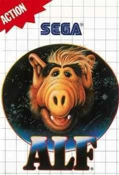 Alf sega master system