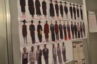 Backstage Martin Lamothe Mercedes-Benz Fashion Week Madrid Otoño-Invierno 2014/2015