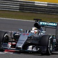 GP China F1: Lewis Hamilton vuelve a poner las cosas en su sitio