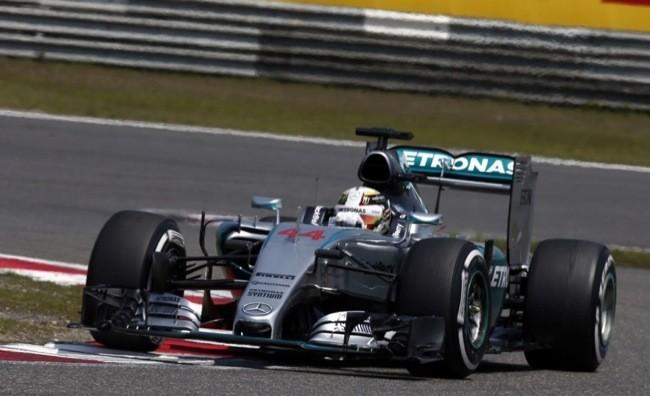 Lewis Hamilton Gp China F1