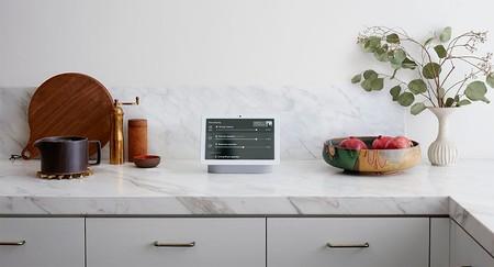 Google estrena control de audio multiroom en el Nest Hub y otras pantallas inteligentes con Assistant