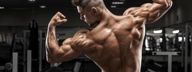Hombros grandes y rocosos: cinco ejercicios en el gimnasio para conseguirlos