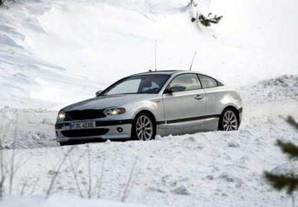 Primeras fotos espía del posible BMW Serie 2
