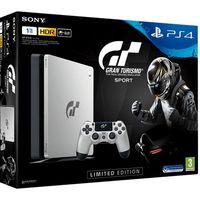 Sólo esta mañana, la Edición Especial GT Sport de la PS4 Slim con 1 TB, en Mediamarkt por 299 euros