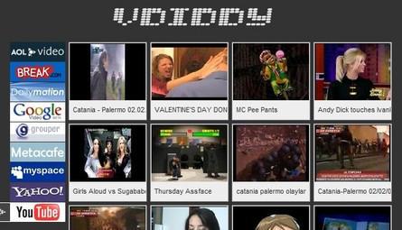 Vdiddy, todos los vídeos online en un mismo lugar