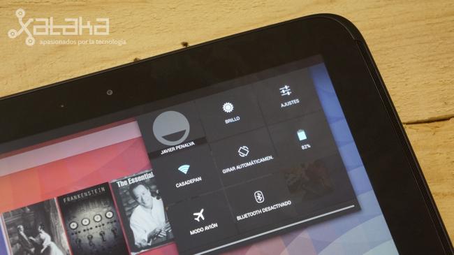 Android 4.2 en Nexus 10