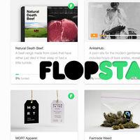 Flopstarter es un Kickstarter para malas ideas
