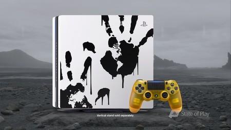 Death Stranding dispondrá de su propio pack de PS4 Pro de edición limitada