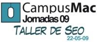 Jornada CampusMac de posicionamiento, 22 de Mayo en Barcelona