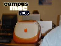 Inicio de la Campus Mac 2006 en Barcelona