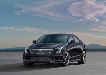 Cadillac traerá los CTS y ATS 'V-Series' a México