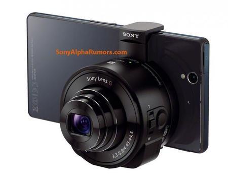 Sony prepara más que simples lentes adaptables para móviles con Android y iOS