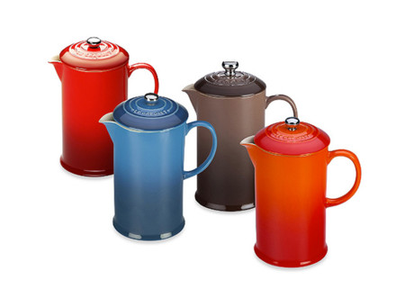 Cafeteras French Press Le Creuset