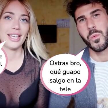 Mayka de 'La Isla de las Tentaciones' nos presenta a su nuevo churri: Álex Bernardos, el viceverso flipadete amigo de Oriana