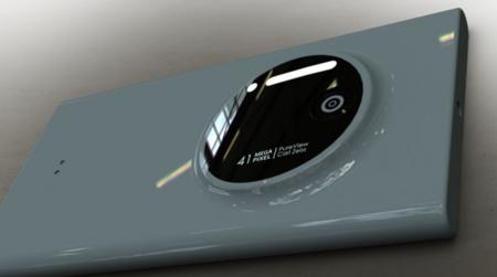 Flash de xenón de un smartphone