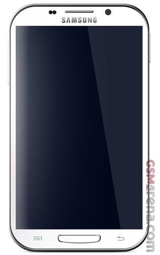 ¿Así se verá el Samsung Galaxy Note 2?