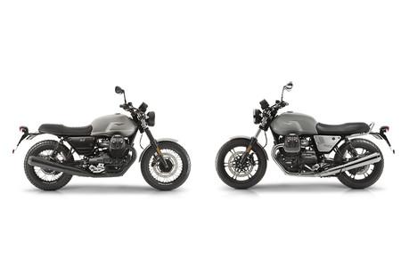 Dos nuevos sabores para el estilo custom italiano: las espectaculares Moto Guzzi V7 III Rough y Milano