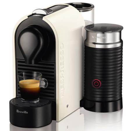 UMilk, la nueva máquina Nespresso