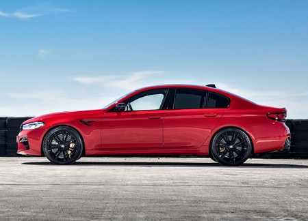 Bmw M5 Competition 2021 1600 0f