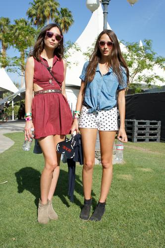 Foto de Los 10 mejores looks de las streetstylers en Coachella: nada que envidiar a las celebrities (14/38)